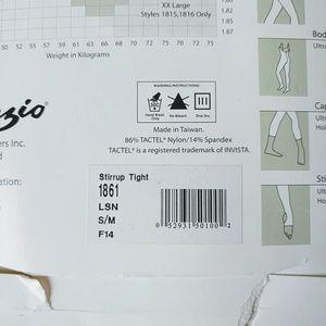 1bbdd1a86ed4a Capezio Accessories | Ultra Soft Stirrup Tights Lt Suntan Sm | Poshmark
